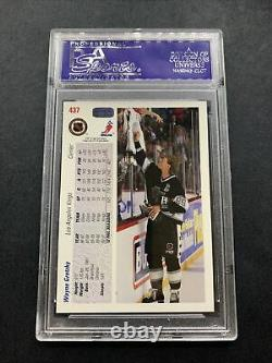 1991 upper deck Wayne Gretzky PSA10 Only1on Ebay