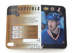 1996-97 Upper Deck Hart Hopefuls Gold Wayne Gretzky #HH1 /100