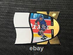 1997-98 Upper Deck Spx Wayne Gretzky Rare Duo View Die-cut #dv-1