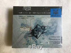 1998-99 Hockey Upper Deck SPX Finite Box Sealed Unopened-RARE Wayne Gretzky