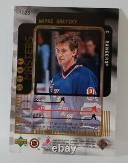 1998-99 Upper Deck SP Authentic Masters Wayne Gretzky 083/92