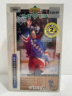 1999/2000 Upper Deck NHL MVP Hockey Cards Factory Sealed Box