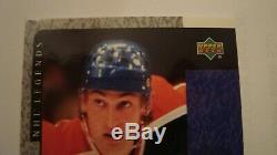 2000/01 Upper Deck Epic Signatures Wayne Gretzky Autograph Edmonton Oilers