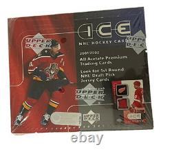 2001-02 Upper Deck ICE Hobby Hockey Box Factory Sealed