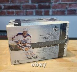 2001/02 Upper Deck Premier Collection Hobby (4 Mini Box) Datsyuk RC Gretzky Auto
