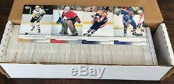 2004-05 Upper Deck Young Guns 30/30 Set Gretzky Lemieux Roy Messier Forsberg