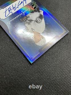2013-14 UD Upper The Cup Hockey Wayne Gretzky /60 Enshrinements Auto Autograph