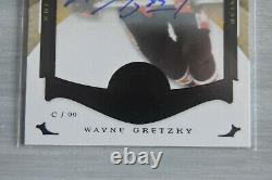 2015-2016 UD Upper Deck Artifacts #154 WAYNE GRETZKY Auto Autograph 3/5