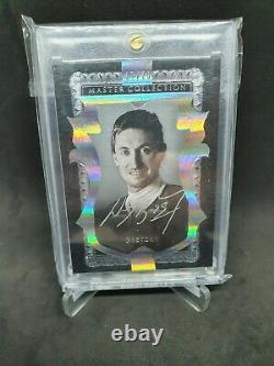2015 Upper Deck Master Collection Autographs Wayne Gretzky 17/20