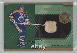 2019-20 Upper Deck SP Game Used Premium Material /15 Wayne Gretzky #50-WG HOF