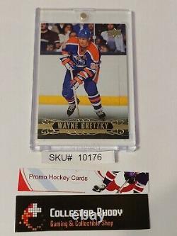 2020-21 Upper Deck Tim Hortons WGT-1 Wayne Gretzky Tribute Rare SSP SKU#100176