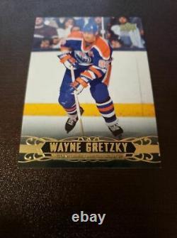 2020-21 Upper Deck Tim Hortons WGT-1 Wayne Gretzky Tribute Rare Short Print