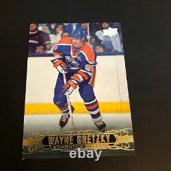 2020-21 Upper Deck Tim Hortons Wayne Gretzky Tribute Card #WGT-1 112,000 Packs