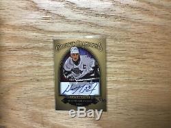 2020 Upper Deck Goodwin Champions Wayne Gretzky Autograph Card #d 5 of 10