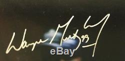 WAYNE GRETZKY SIGNED PHOTO 16''x20'' UPPER DECK CERTIFICATE & HOLOGRAMS LA KINGS