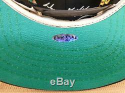WAYNE GRETZKY UPPER DECK SIGNED 802 Goals All time Leader HAT/COA 48/99 RARE