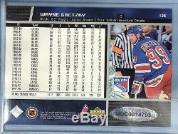 Wayne Gretzky 1/1 AUTO 2019-20 Upper Deck Series 2 Buyback SSP UD COA Rangers