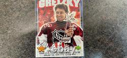 Wayne Gretzky Autographed Card From Upper Deck And Post. 299 Made. Auto Signed