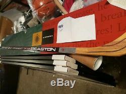 Wayne Gretzky Certified Autograph On Full Size Hockey Stick By Upper Deck