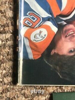 Wayne Gretzky Signed 1982 Sports Illustrated Smoty Cover Uda Upper Deck Coa
