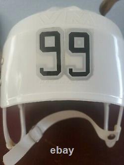 Wayne Gretzky Signed Autographed Los Angeles Kings Jofa Game Helmet Upper Deck
