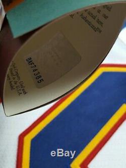 Wayne Gretzky Signed Blues Jersey Upper Deck UDA RARE